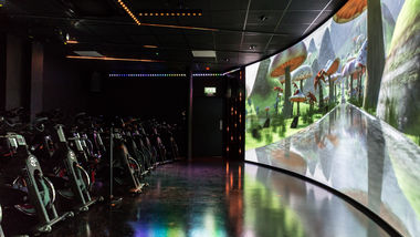 Image for West Wood rolls out Les Mills The Trip™ across its Dublin estate.